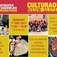 Culturade - Onze wereld jouw wereld