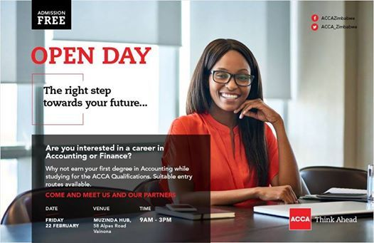 ACCA OPEN DAY