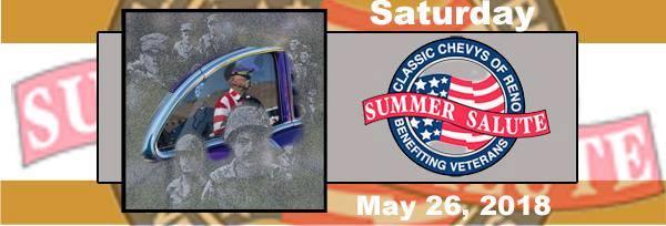 Th Annual Summer Salute Car Show At Rancho San Rafael Regional Park - Reno car show 2018