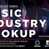 QMusic  Ipswich City Council presents Music Industry Hookup