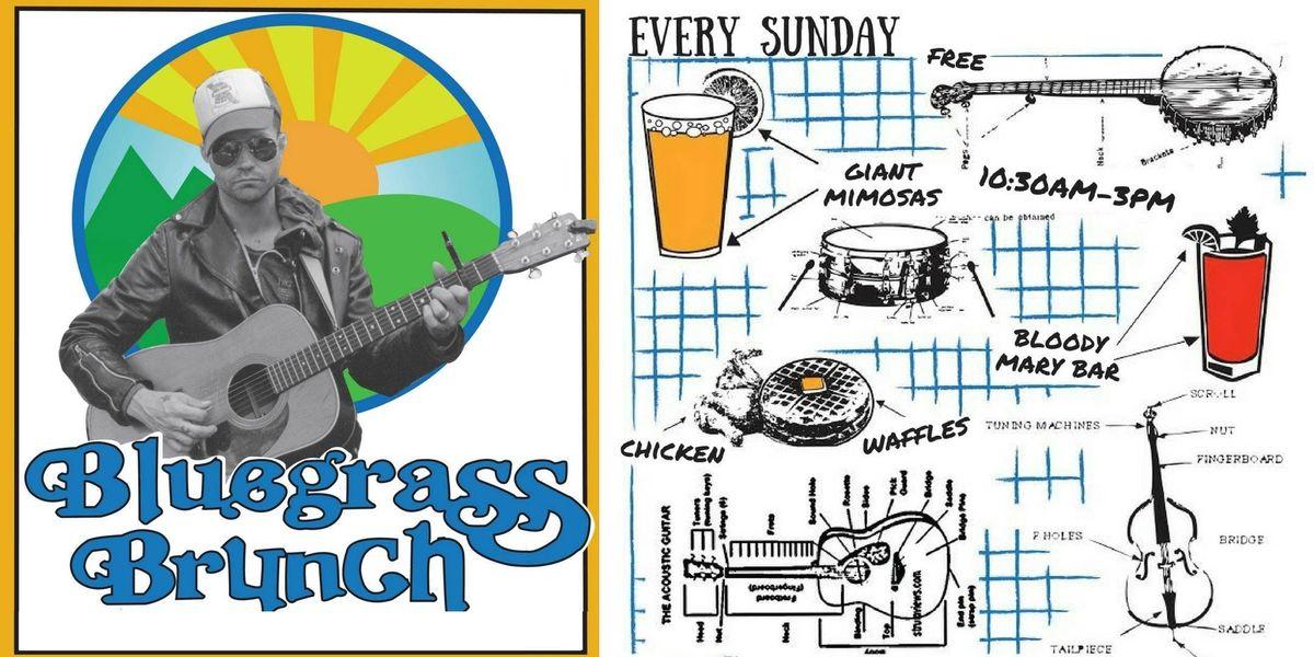 Bluegrass Brunch w Woody and Krekel & Bald Mountain Boys