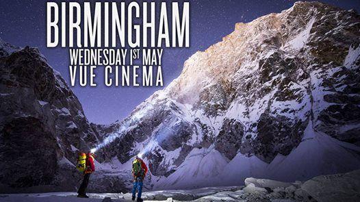 Mountains on Stage - Birmingham