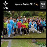 Good Friday Tai Chi Family Day at Japanese Garden