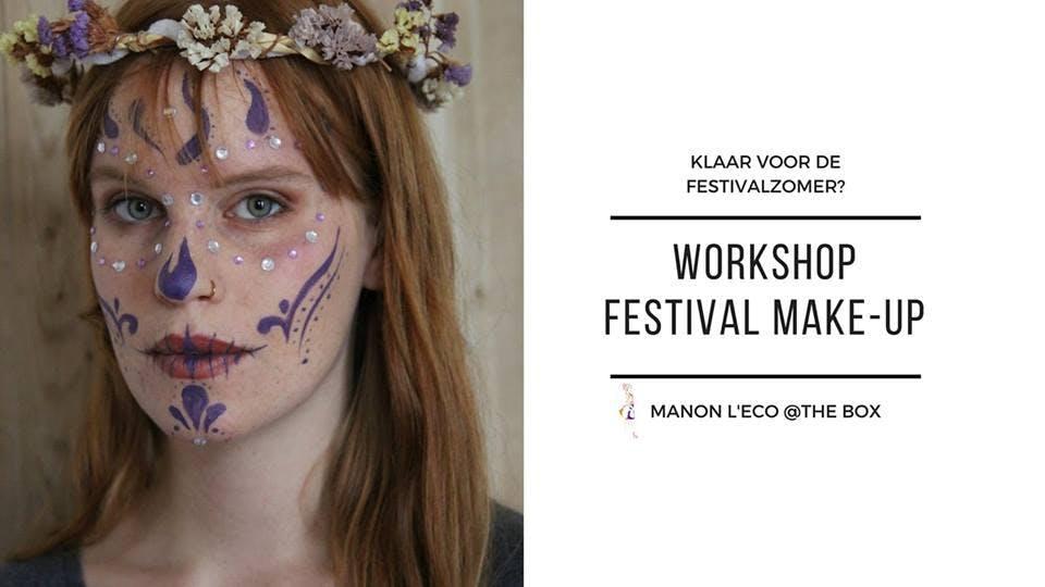 Workshop Festival Make-up