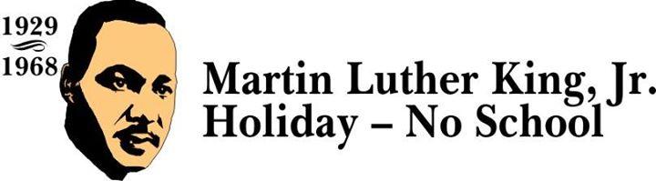 MLK Day - No School at Gatewood Association of Parents ...