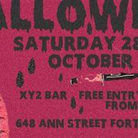 Xy2 Halloween party