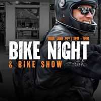 Bike Night Bike Show &amp Beer Garden