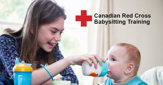 Red Cross Babysitting Course - FULL