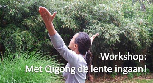 Met Qigong de lente ingaan