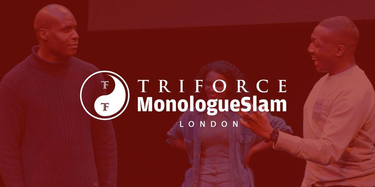 MonologueSlam UK London Masterclass - 16th February 2019