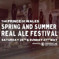 Summer Real Ale Festival 2018