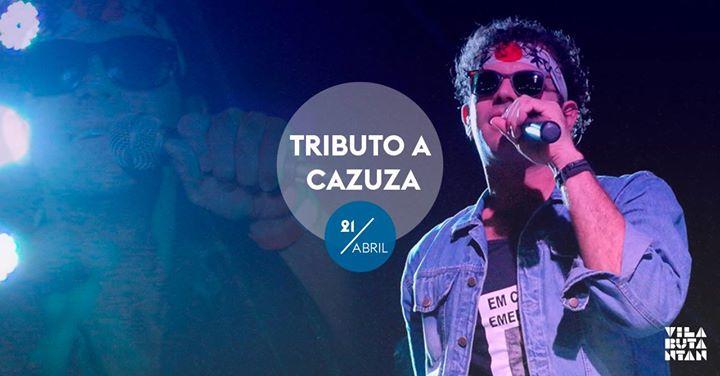 Tributo a Cazuza - Show Gratuito