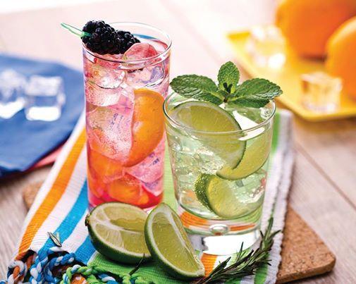 Cocktails for Spring