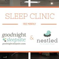 NestledSnuggle Bugz Sleep Clinic - First Wednesday of Every Month