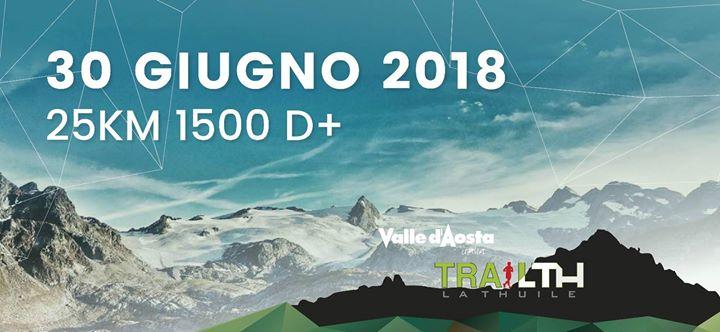 La Thuile Trail 2018 La Thuile