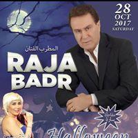 RAJA BADR &amp RAYA HALLOWEEN PARTY