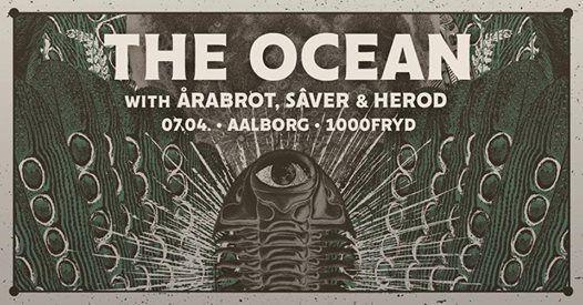 The Ocean Phanerozoic Tour w rabrot Sver & Herod