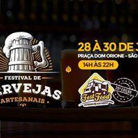 Festival de Cervejas Artesanais - Fest Food