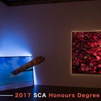 2017 SCA Honours Degree Show