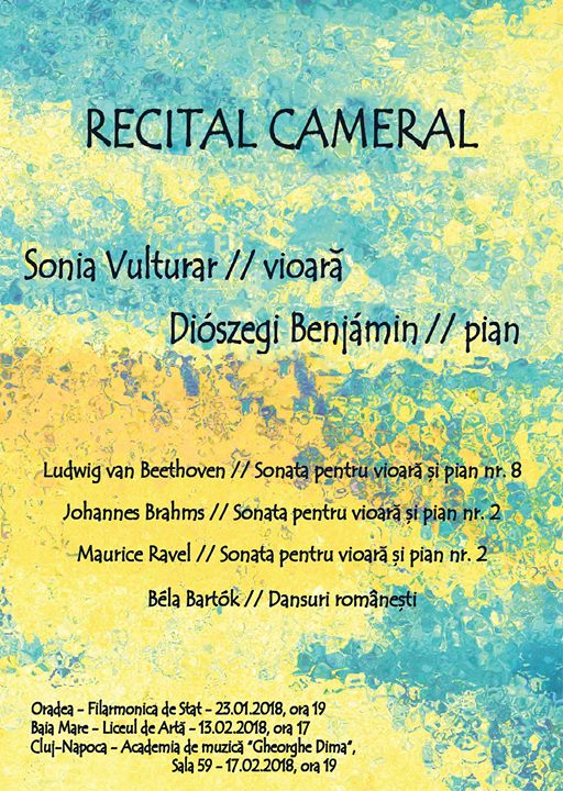 Recital Cameral - Baia Mare