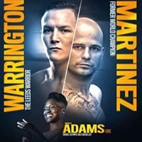 Josh Warrington vs. Kiko Martinez Confirmed