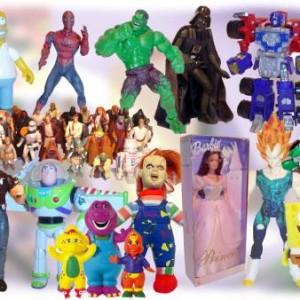 Septimo bazar de juguetes y coleccionables