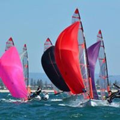 Vic 9ers Sailing