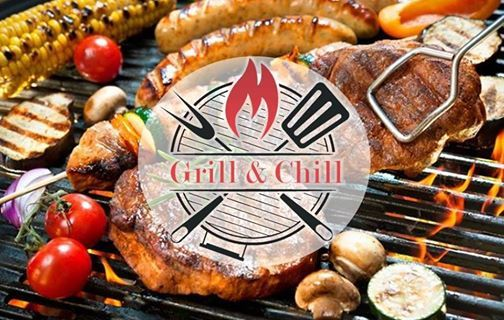 Grill & Chill cairobites
