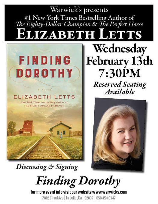 Elizabeth Letts - Finding Dorothy