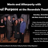 Movie and Afterparty with Soul Purpose