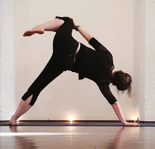 Advanced Yoga  The Art of Vinyasa