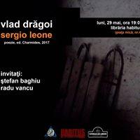 Lansare de carte - sergio leone de Vlad Drgoi