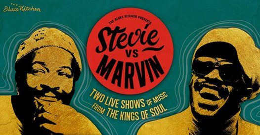 Stevie Wonder vs Marvin Gaye