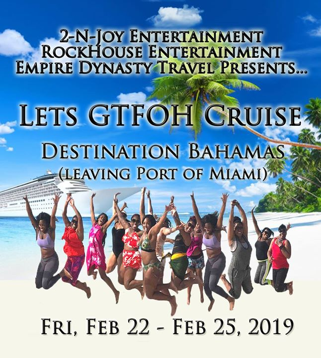 2019 Lgtfoh Cruise (Pisces Cruise to Bahamas)
