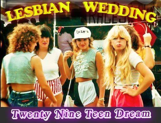 Lesbian Wedding -Twenty Nine Teen Dream