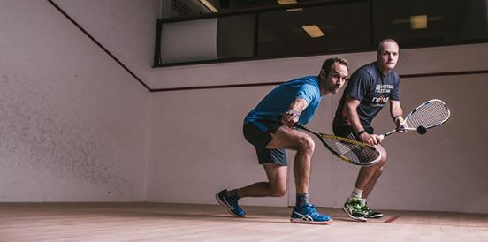 One Day Graded Squash Competition