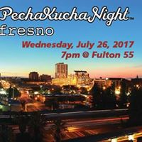 PechaKucha Night Fresno Vol. 27 Magic &amp Mystery