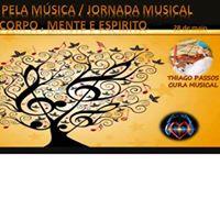 Jornada Musical. A cura pela msica.