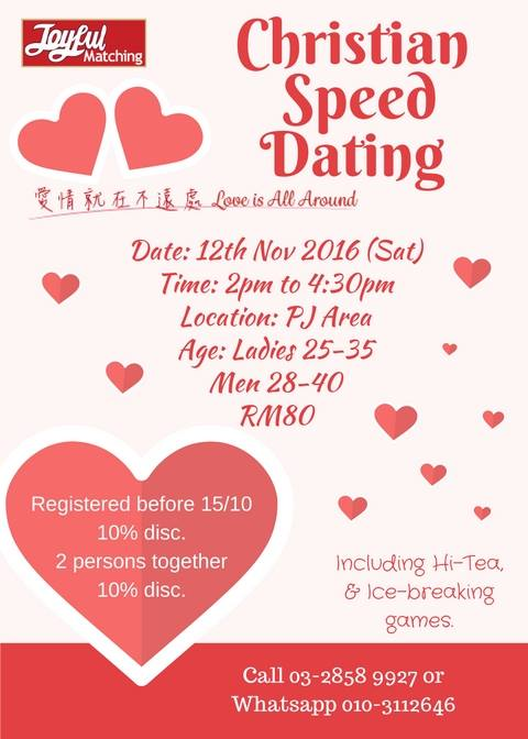 Speed dating kl