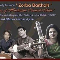 Zorba Baithak