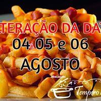 1 Festival de Batata Frita - Tempero de Casa Valinhos