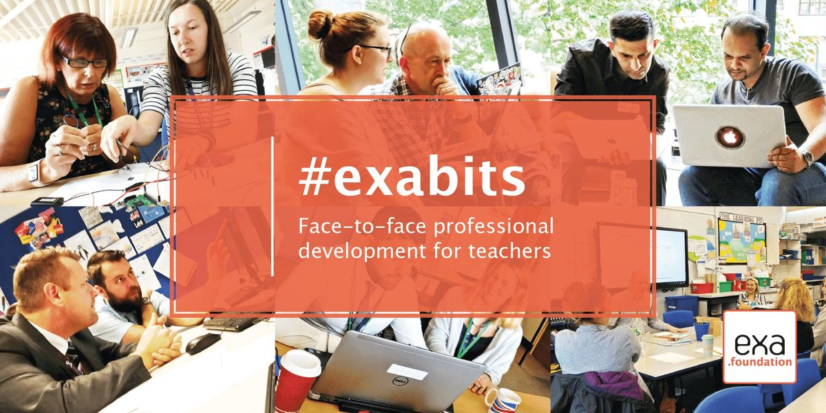 exabits Teacher HackJam Bangor 20Feb19
