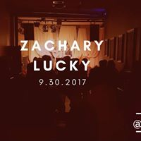 Zachary Lucky Live theCCC