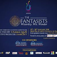 The Fantasists - A journey through illusions &amp mentalism
