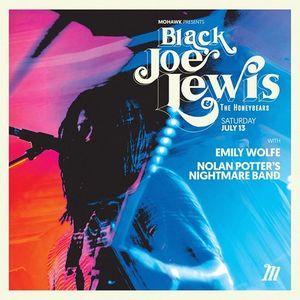 Black Joe Lewis w Emily Wolfe Nolan Potters Nightmare Band