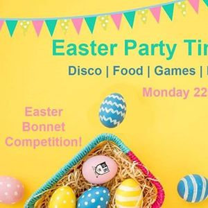 Easter Party Time