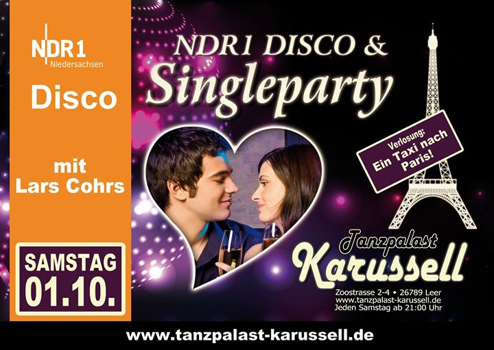 Single party tanzpalast aachen