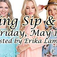 Erikas Spring Sip &amp Shop (UPDATE)