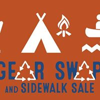 AVL Gear Swap  Sidewalk Sale