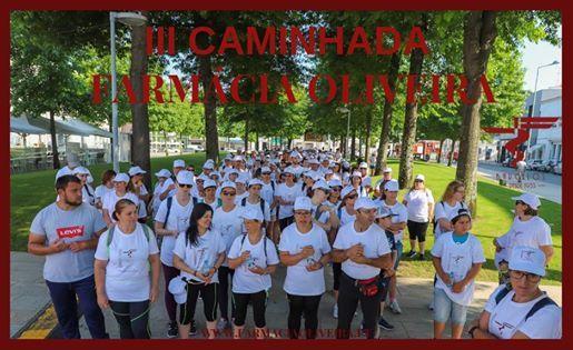 III Caminhada Solidria Farmcia Oliveira